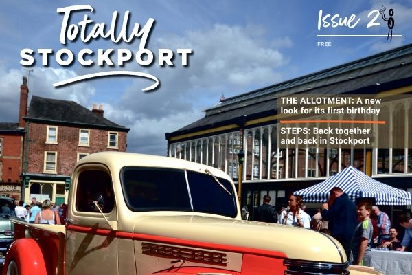 Totally Stockport magazine issue 2