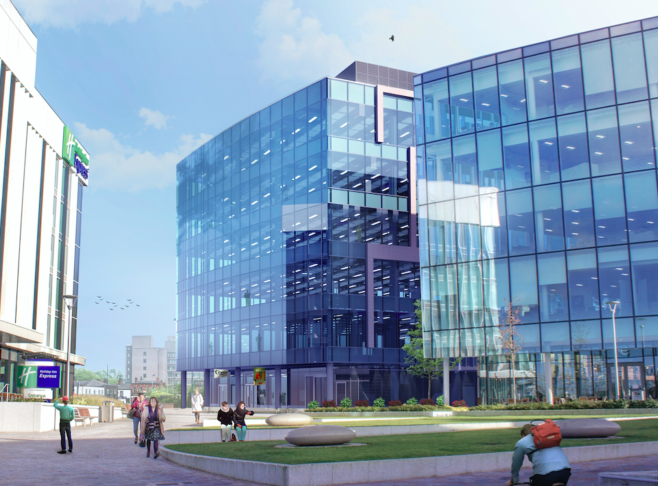 National developer and urban regeneration specialist, Muse, is delivering the £145 million