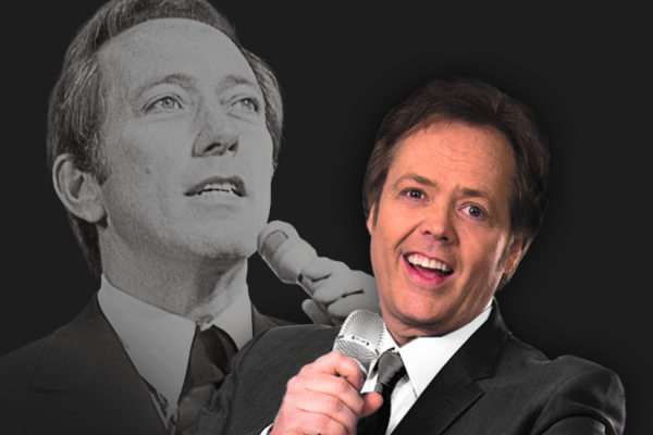 Jimmy Osmond's tribute show to Andy Williams