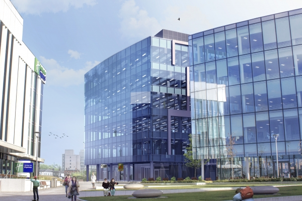 Two Stockport Exchange gets planning go-ahead