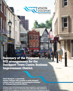 The BID Business Plan August 2016
