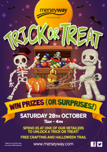 Halloween Shop to Unlock - Totally Stockport