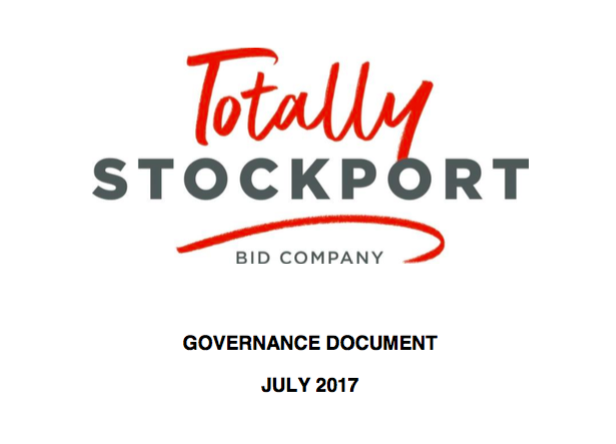 Totally Stockport BID Governance