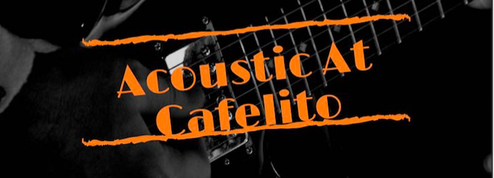 Acoustic evenings at cafelito