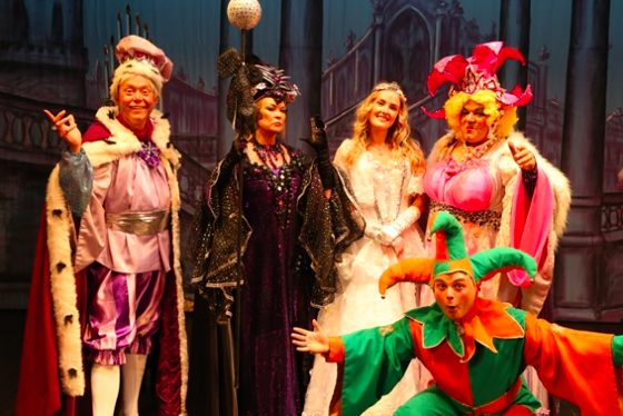 Stockport Plaza launch this year's Panto - Sleeping Beauty
