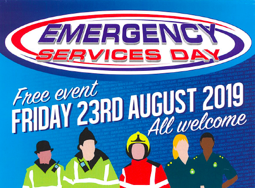 Stockport Emergency Services Day