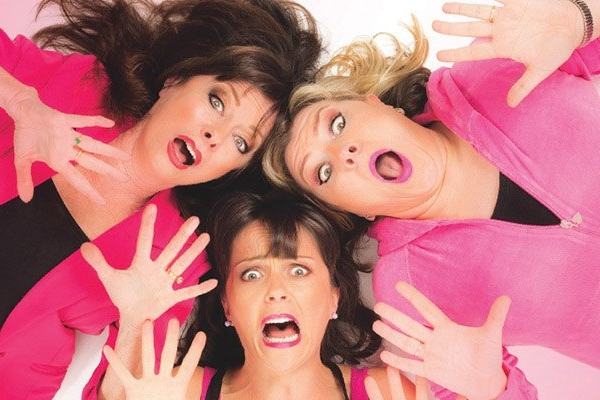 Hormonal Housewives at Stockport Plaza