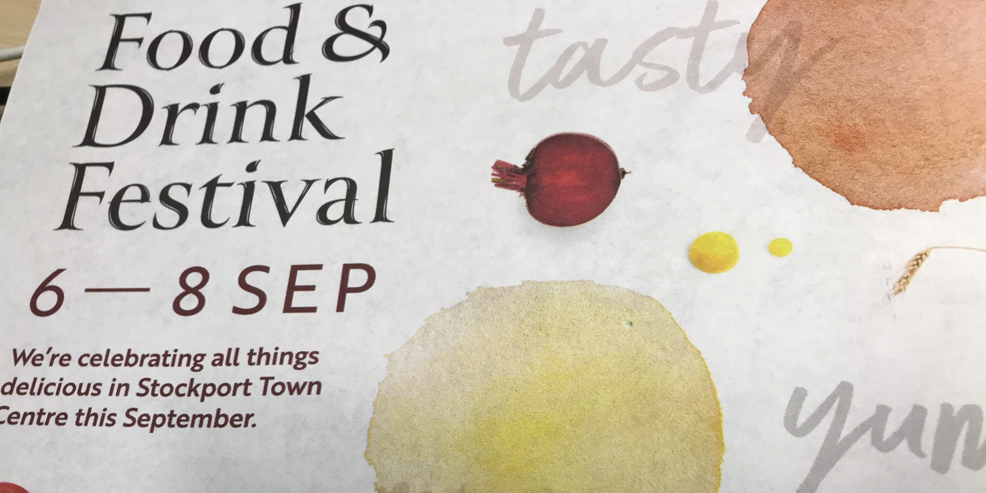 Stockport Food and Drink Festival 2019