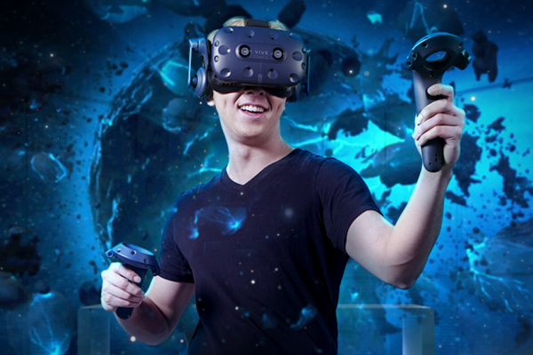 the futuristic attraction will take virtual reality to the next level