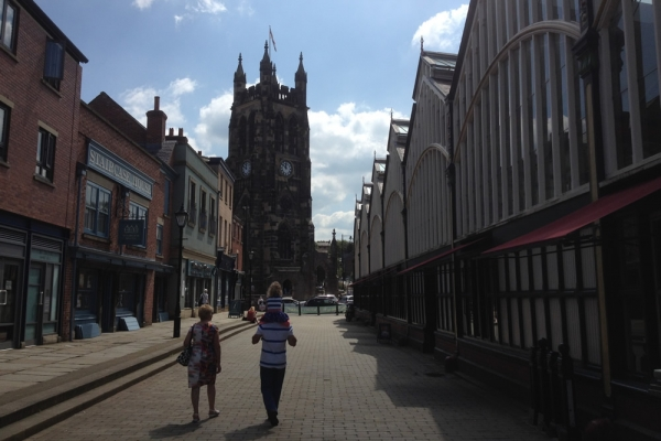 Discover Stockport on a sightseeing tour