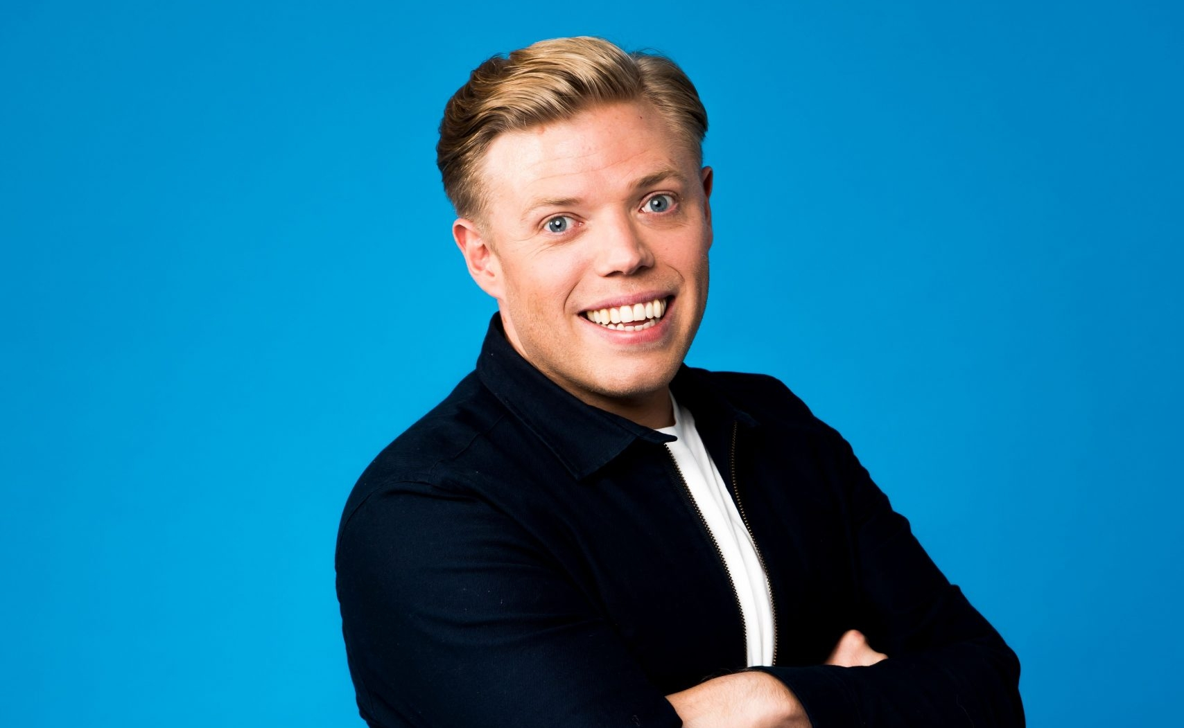 Rob Beckett's Wallop! coming to Stockport Plaza
