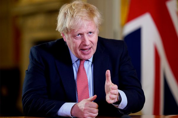boris johnson UK coronavirus lockdown address