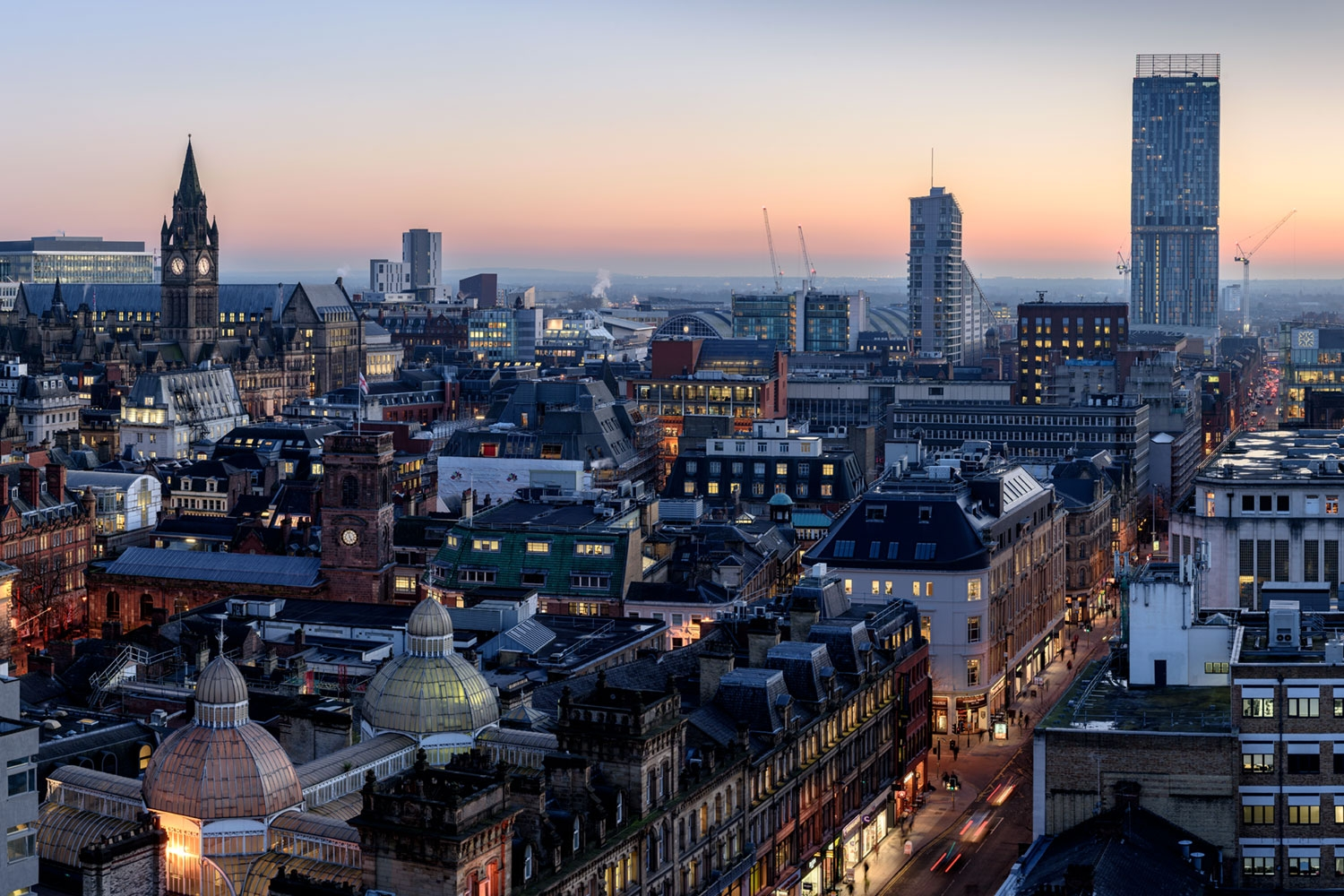 Greater Manchester Night-time Economy