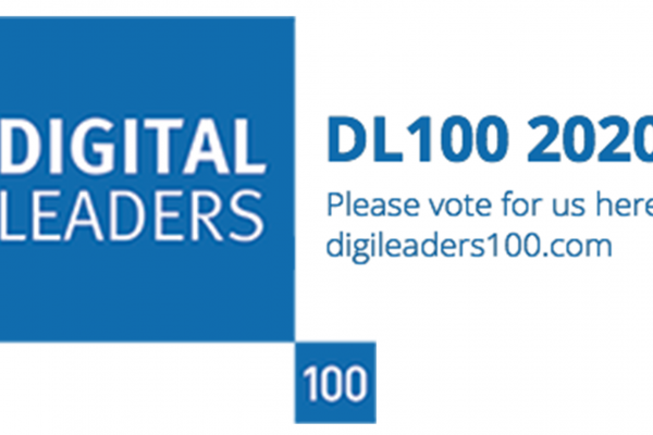 Stockport Council shortlisted for Digital Leaders 100 award