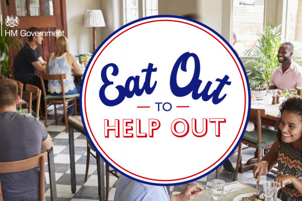 Eat Out to Help Out dining scheme launches next Monday
