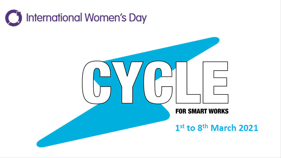 SmartWorks launches International Women's Day cycling challenge