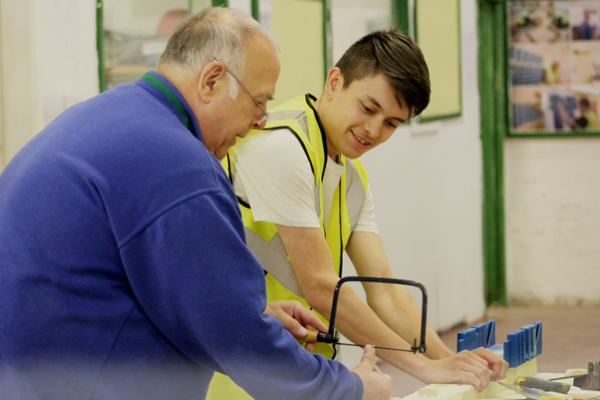 New construction and customer service training launches for Stockport 16-25 year olds